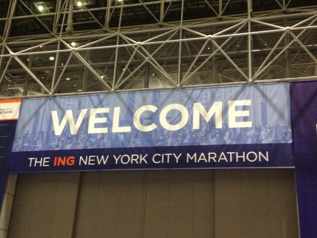 Welcome Runners!!!