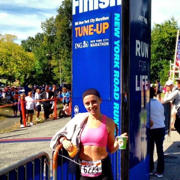 18 mile Finisher!