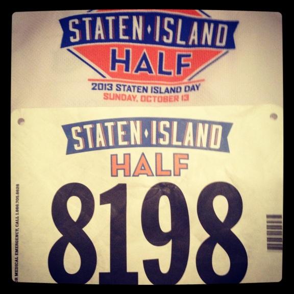 Staten Island Half 13.1m